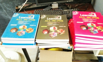 new school books